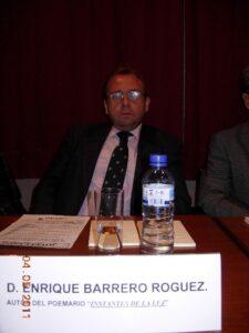 Enrique Barrero Rodríguez
