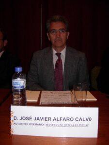 José Javier Alfaro Calvo