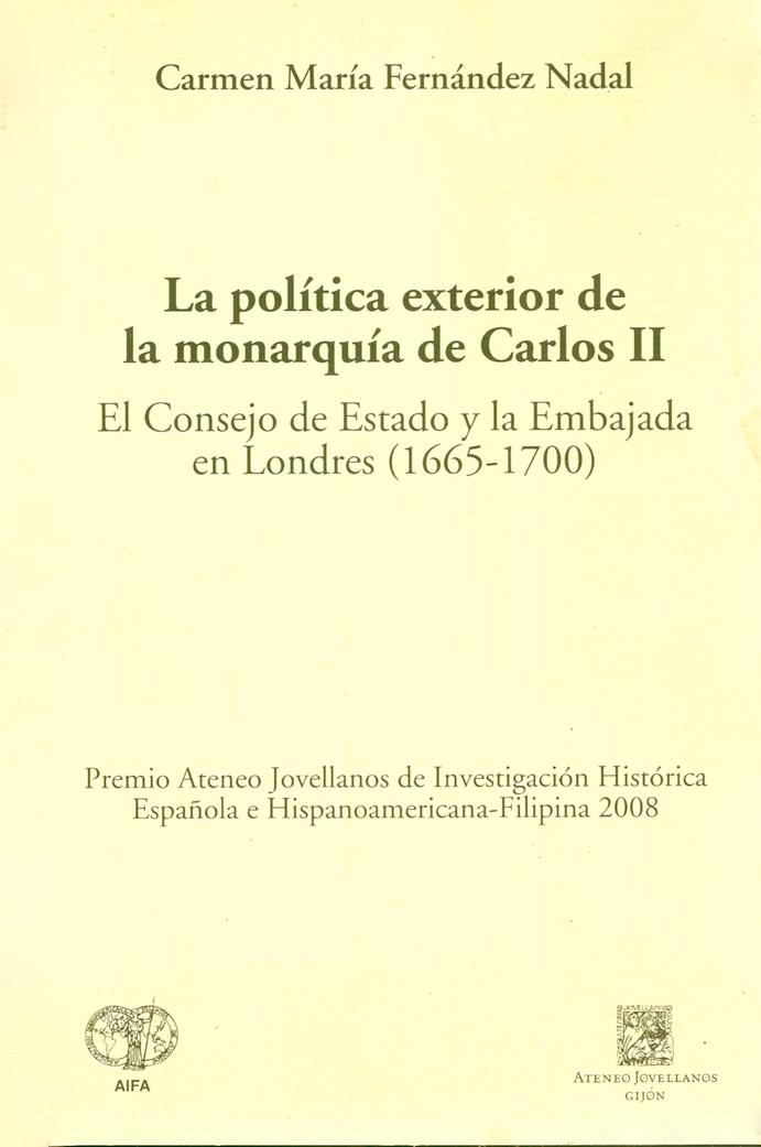 La política exterior de la monarquía de Carlos II