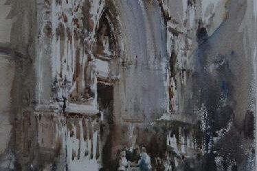 IV Bienal Internacional de Acuarela. Edición 2009